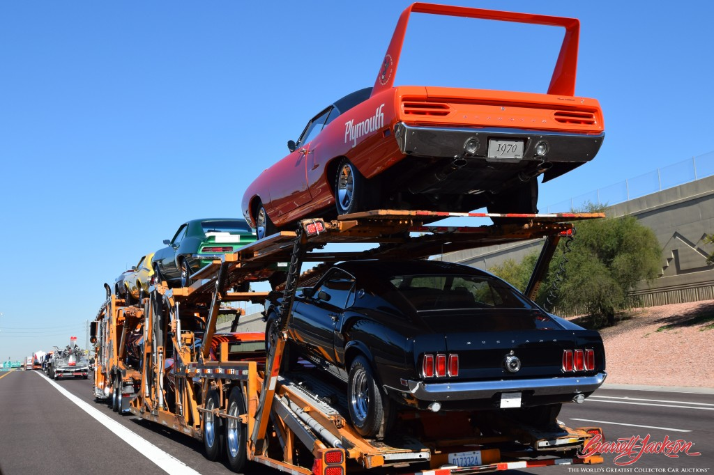 Auto Auction Az >> Ron Pratte Collection Moved to Barrett Jackson