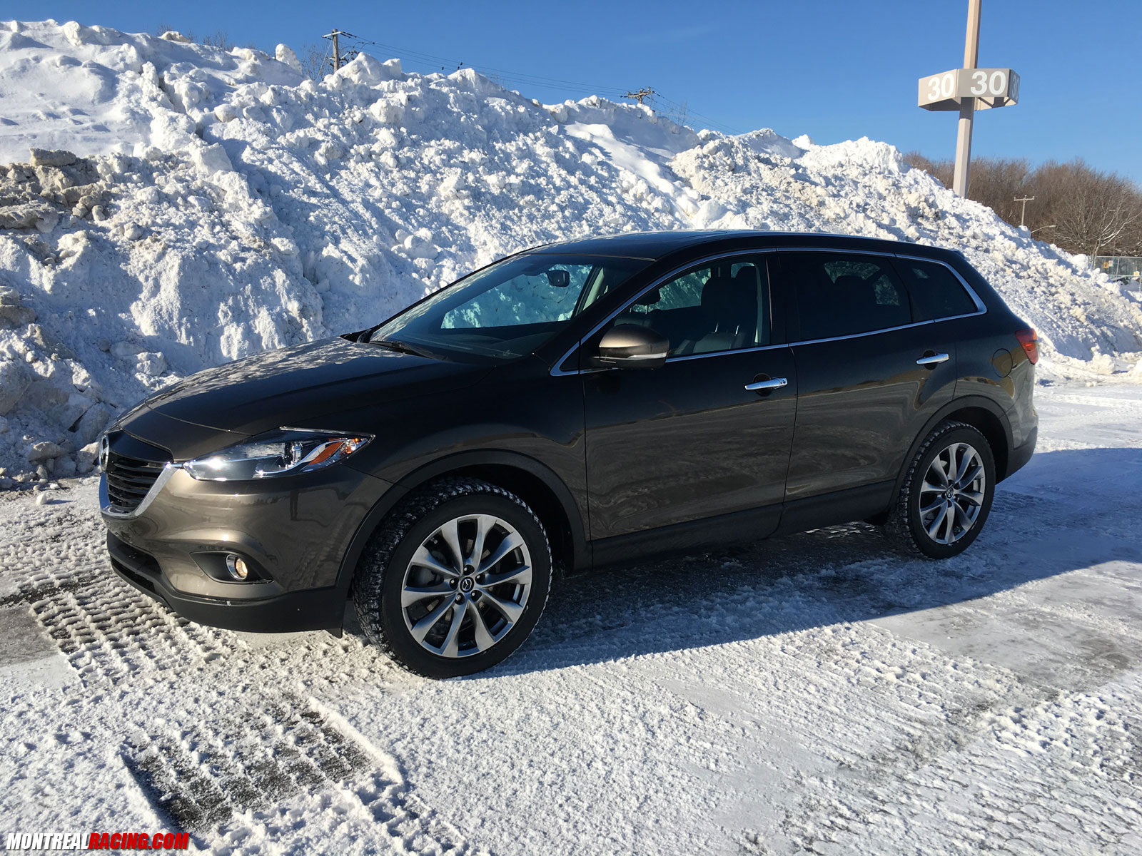 2015 mazda cx 9 review. Black Bedroom Furniture Sets. Home Design Ideas