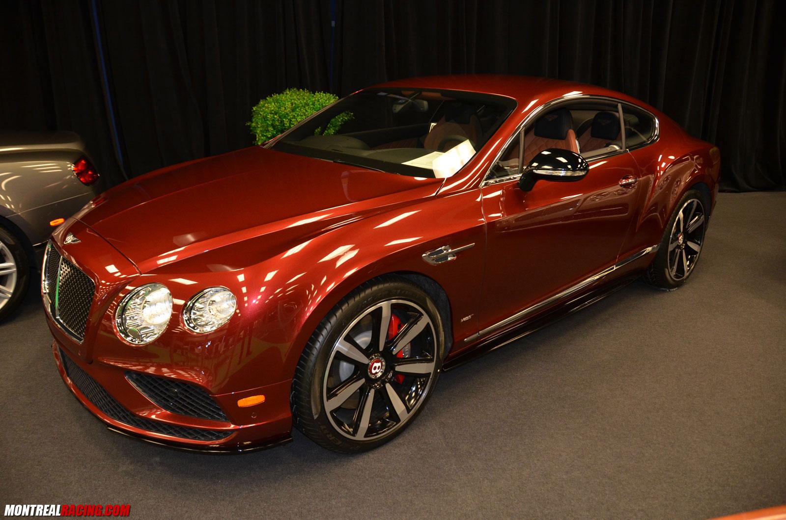 Photos voitures exotiques au salon international de l - Salon de l auto de montreal ...