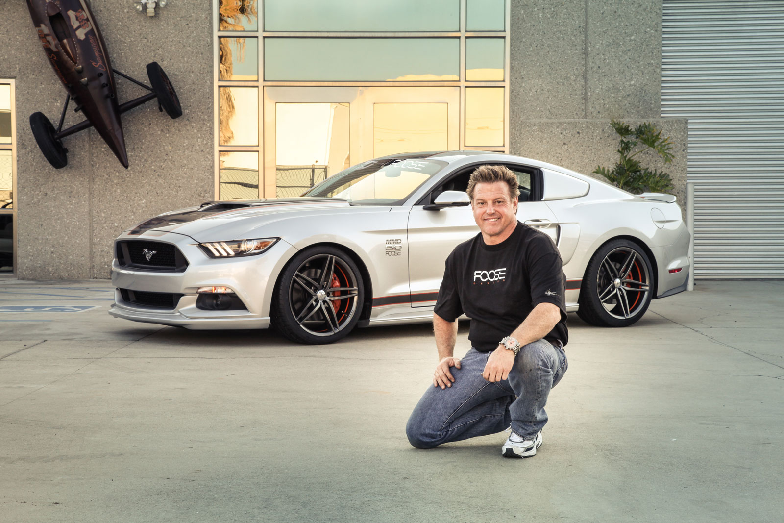 News: Chip Foose & MMD Unveil 800+ HP 2015 Mustang