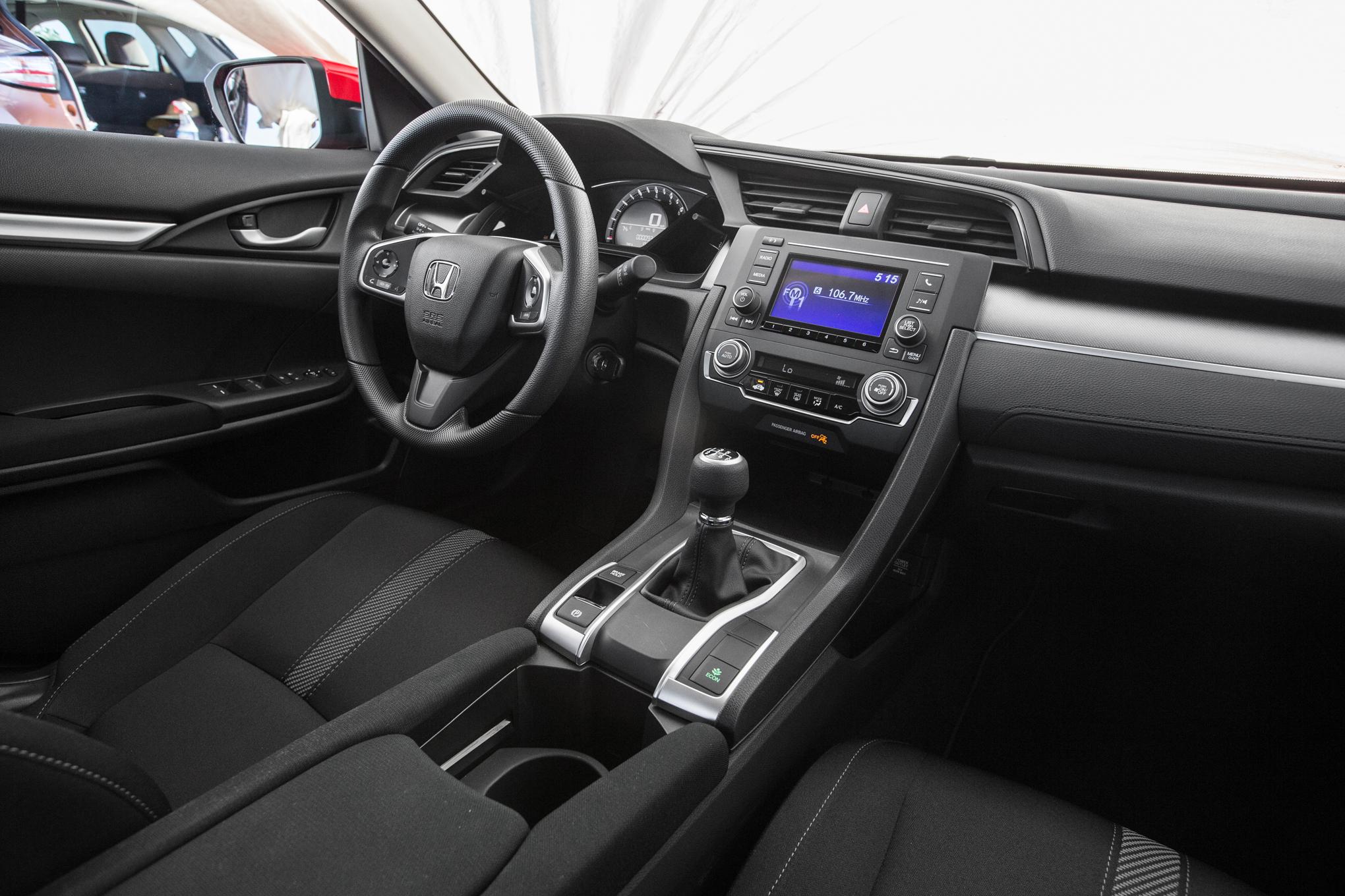 Que Pensez vous De La Nouvelle Honda Civic 2016