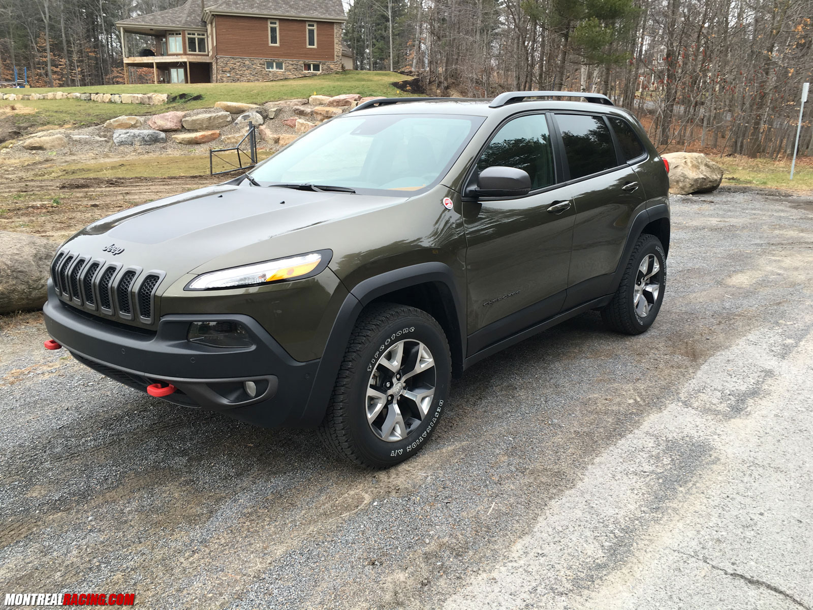2016 jeep cherokee trailhawk review. Cars Review. Best American Auto & Cars Review