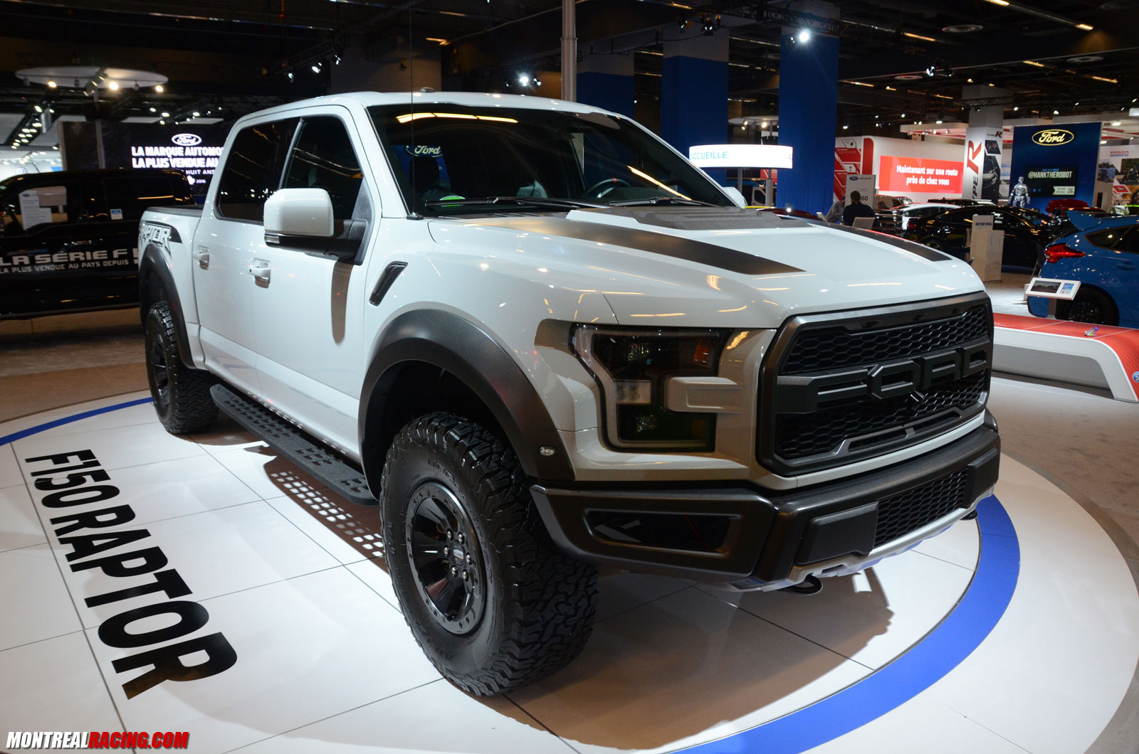 photos ford lincoln au salon de l auto 2017