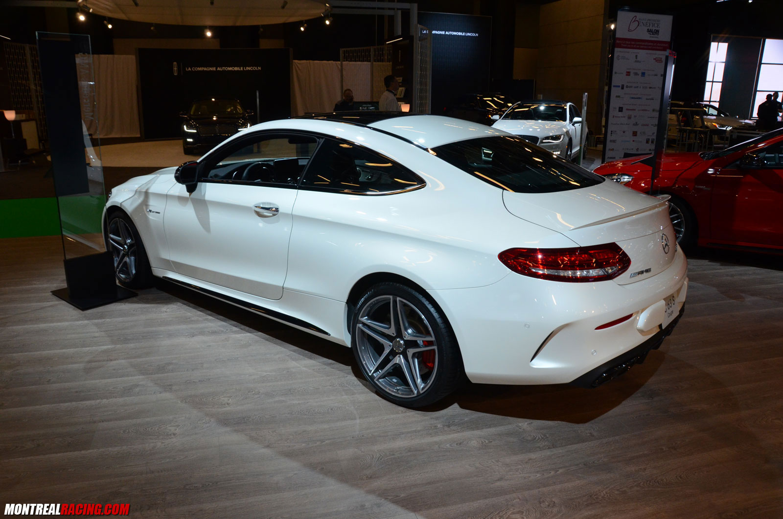 Photos Mercedes Benz Au Salon De L Auto 2017