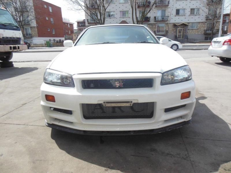 Police Cars For Sale >> Osaka JDM Motors has real R34 Skyline GTR twin turbo in ...