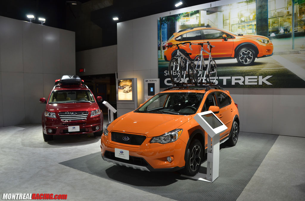 Event coverage salon international de l 39 auto de montreal 2013 - Salon auto de montreal ...