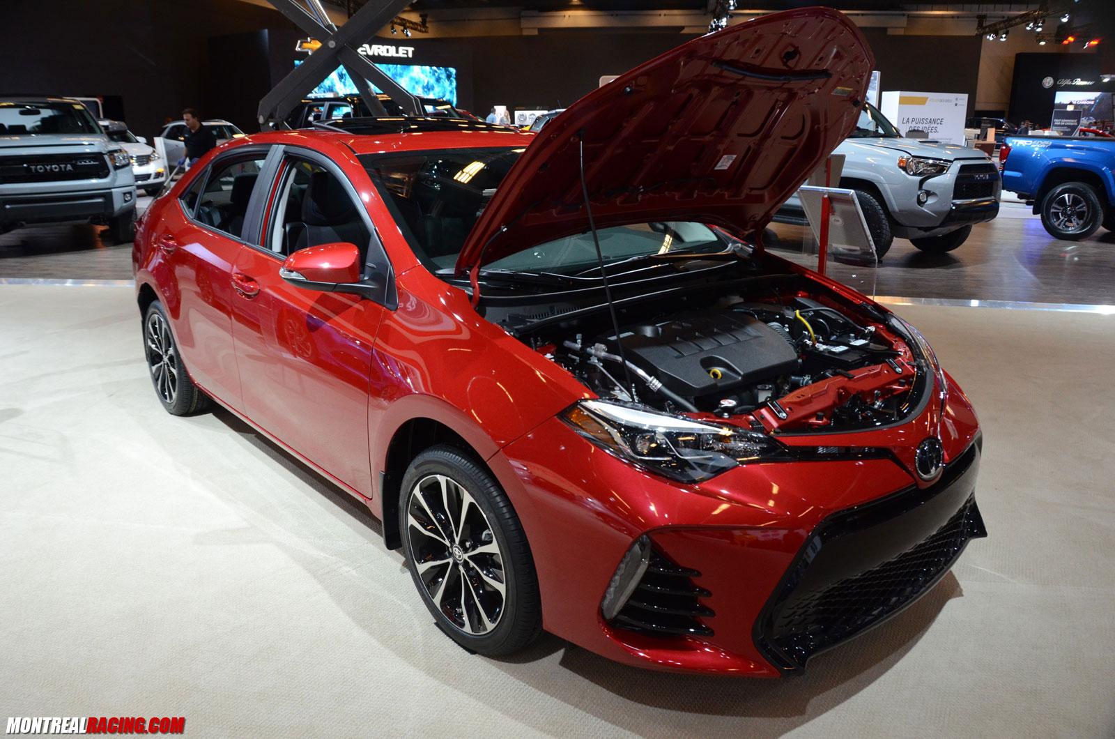 Photos Toyota Lexus Au Salon De L Auto 2017