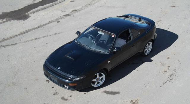 RHD Celica