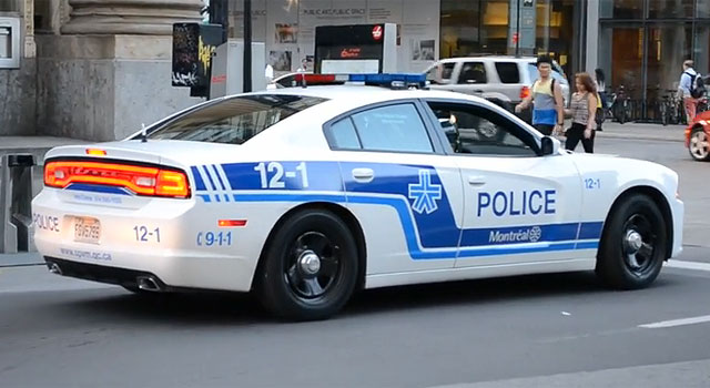 Used Police Car Charger