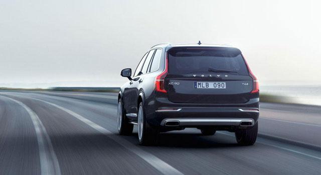 La toute nouvelle Volvo XC90
