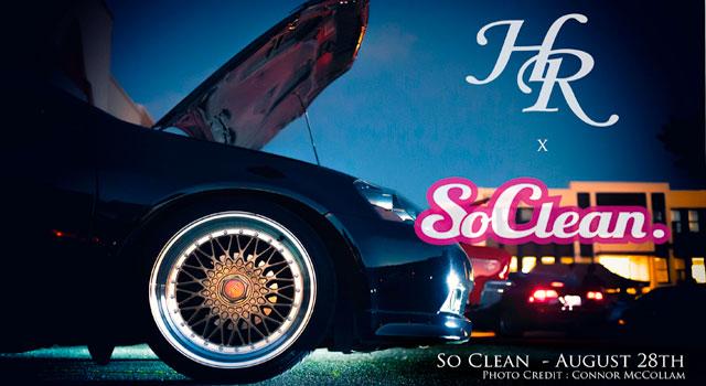 So Clean, 28 août
