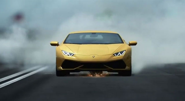 Official Forza Horizon 2 – Live Action TV Commercial