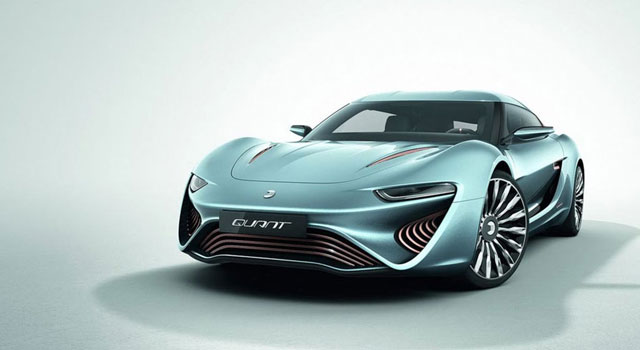 An Electric Supercar That Uses Salt Water as Fuel?