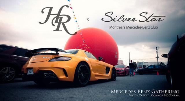 Rassemblement Mercedes-Benz