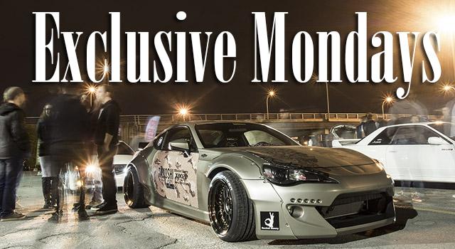 Exclusive Mondays, 15 septembre