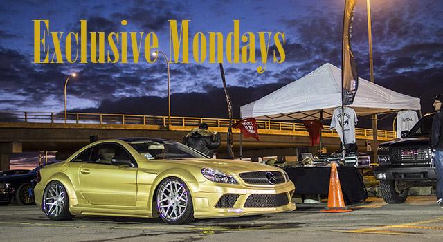 Exclusive Mondays, 22 septembre