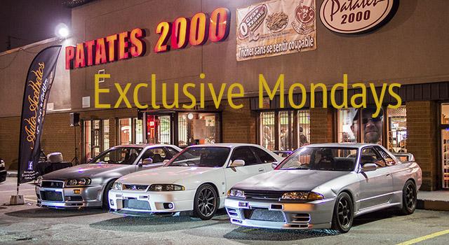 Exclusive Mondays, 29 septembre
