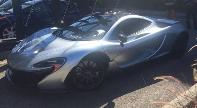 Guy Laliberté se procure la nouvelle McLaren P1