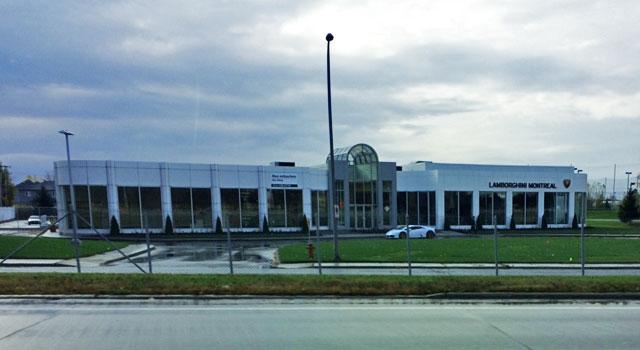 Lamborghini Montreal To Open New Showroom In Montreal S