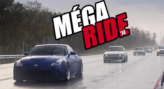 Mega Ride: Convoi de Laval