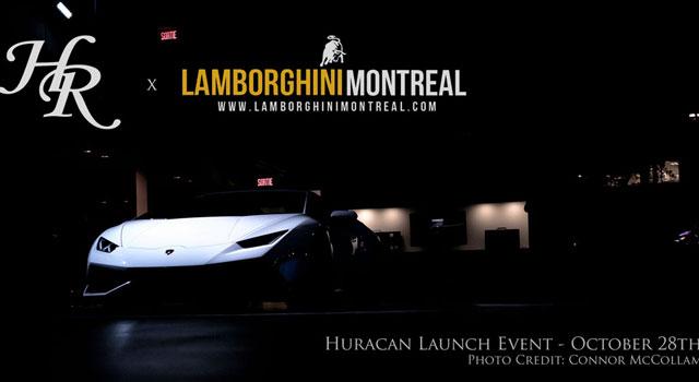 Lamborghini Montreal – Grande Ouverture