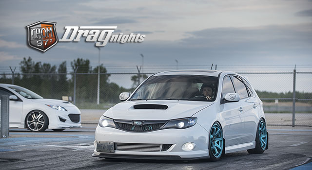 Chom Drag Nights X Drift Park. 23 Mai
