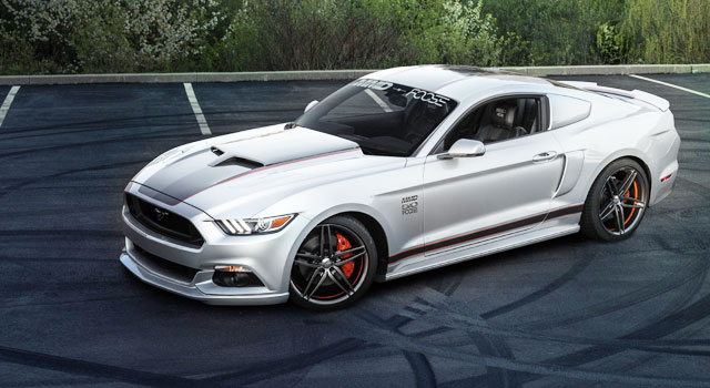 Chip Foose & MMD Unveil 800+ HP 2015 Mustang