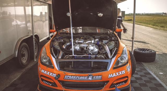MTL racing home