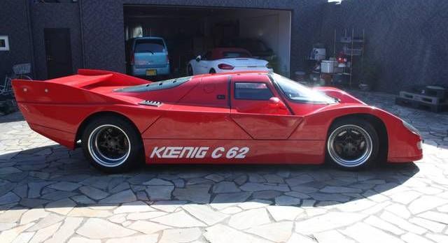 Koenig C62