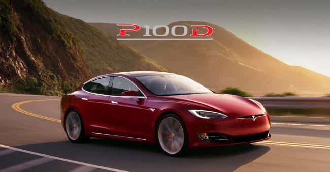 Tesla stipule que sa Model S P100D est la voiture de production la plus rapide au monde