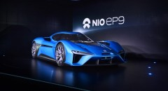 NIO EP9 launch