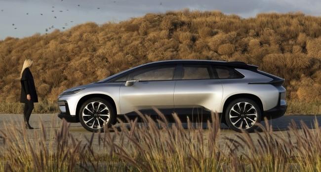 Faraday Future: la FF91 est-elle une menace pour Tesla?