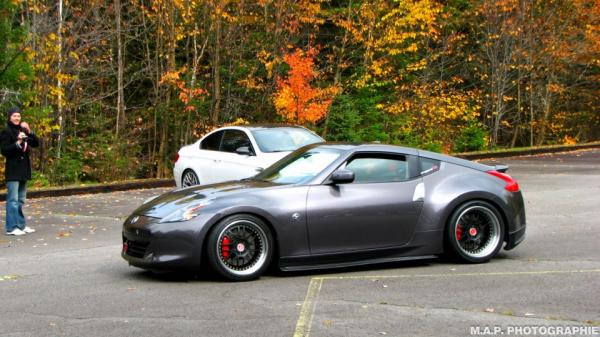 thegreatone 39 s garage 2010 nissan 370z 40th anniversary. Black Bedroom Furniture Sets. Home Design Ideas