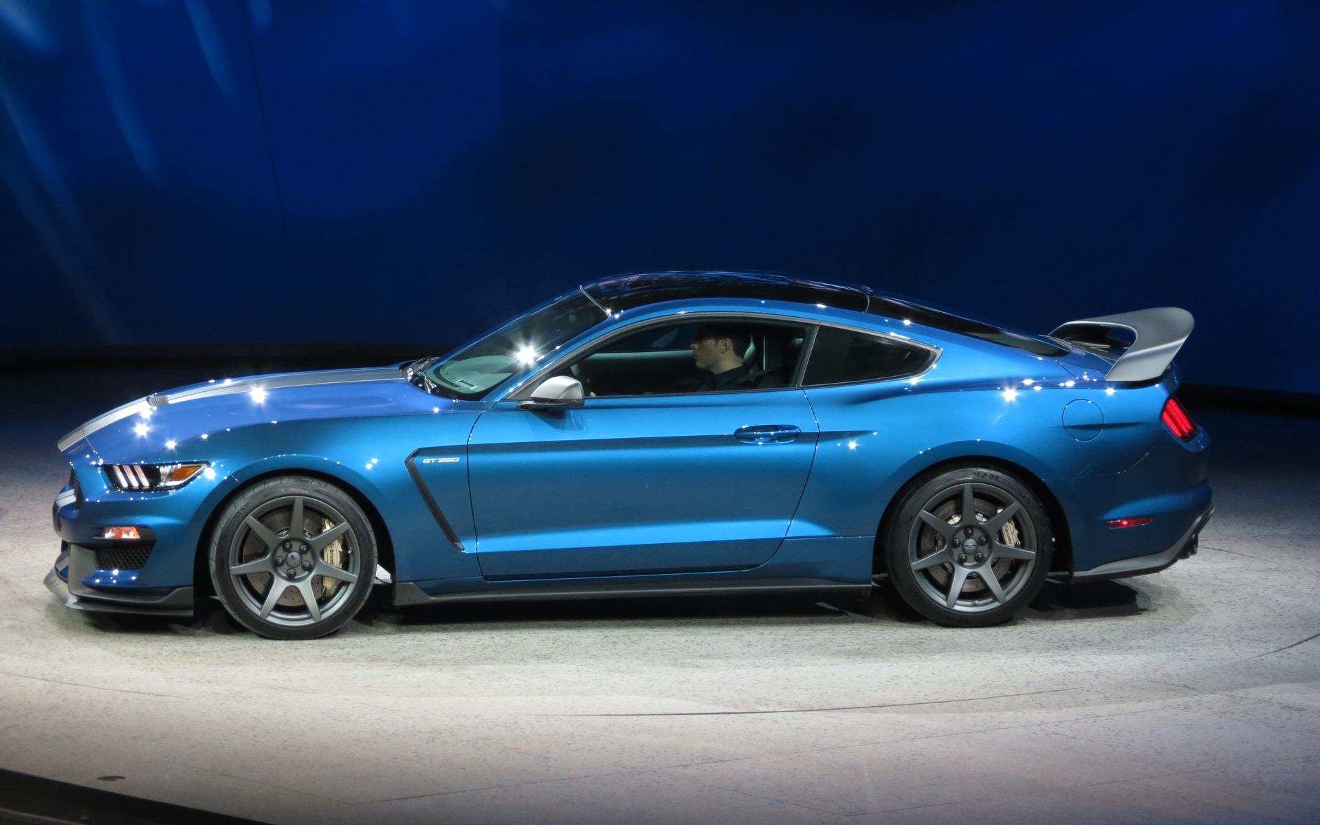 Mustang Gt 2016 Tuning >> The Mustang Shelby GT350R