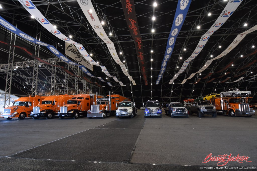 Ron Pratte Collection Moved To Barrett Jackson