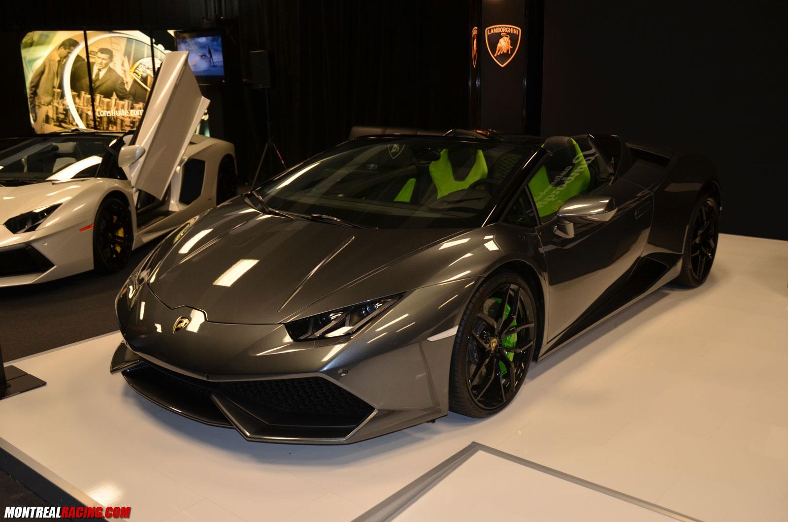 Photos voitures exotiques au salon international de l for Salon exotique