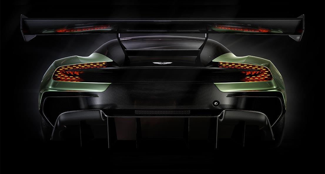 Aston Martin Vulcan Official Images