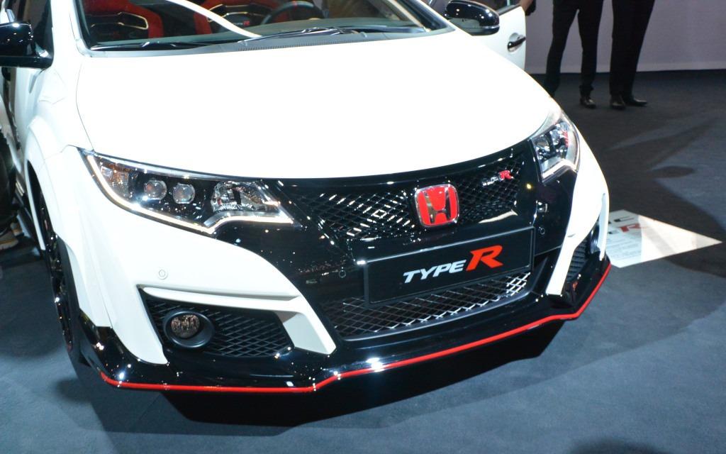 The 2016 Euro Honda Civic Type R