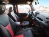 Jeep® Wrangler Red Rock Responder Concept Interior
