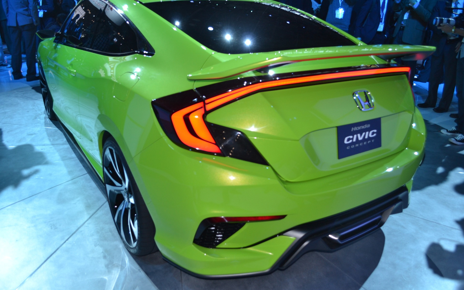 Honda St Eustache >> Check Out The New Honda Civic Concept! Type R Also Confirmed For North America!