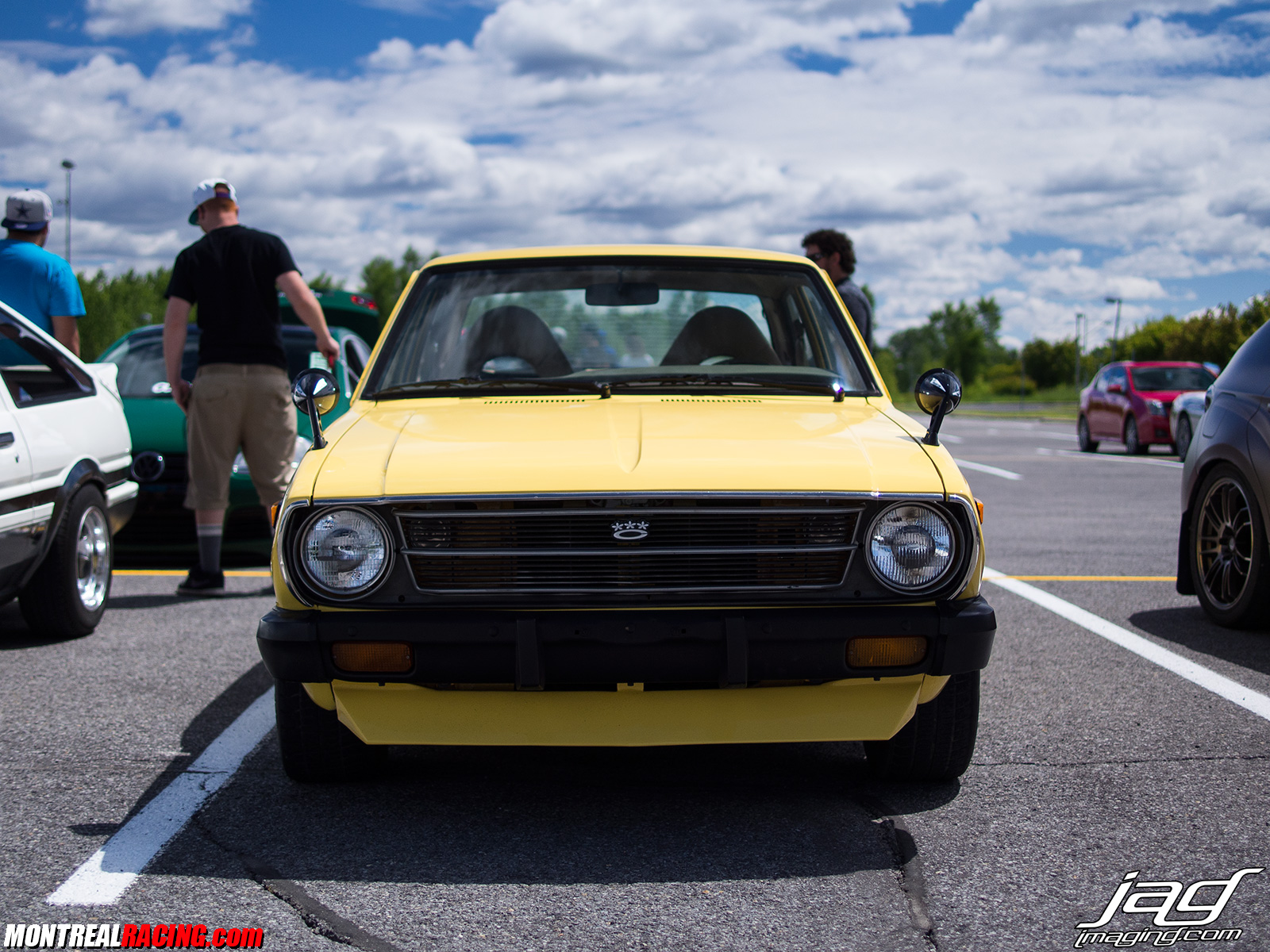 Cars And Coffee Montr 233 Al 21 Juin