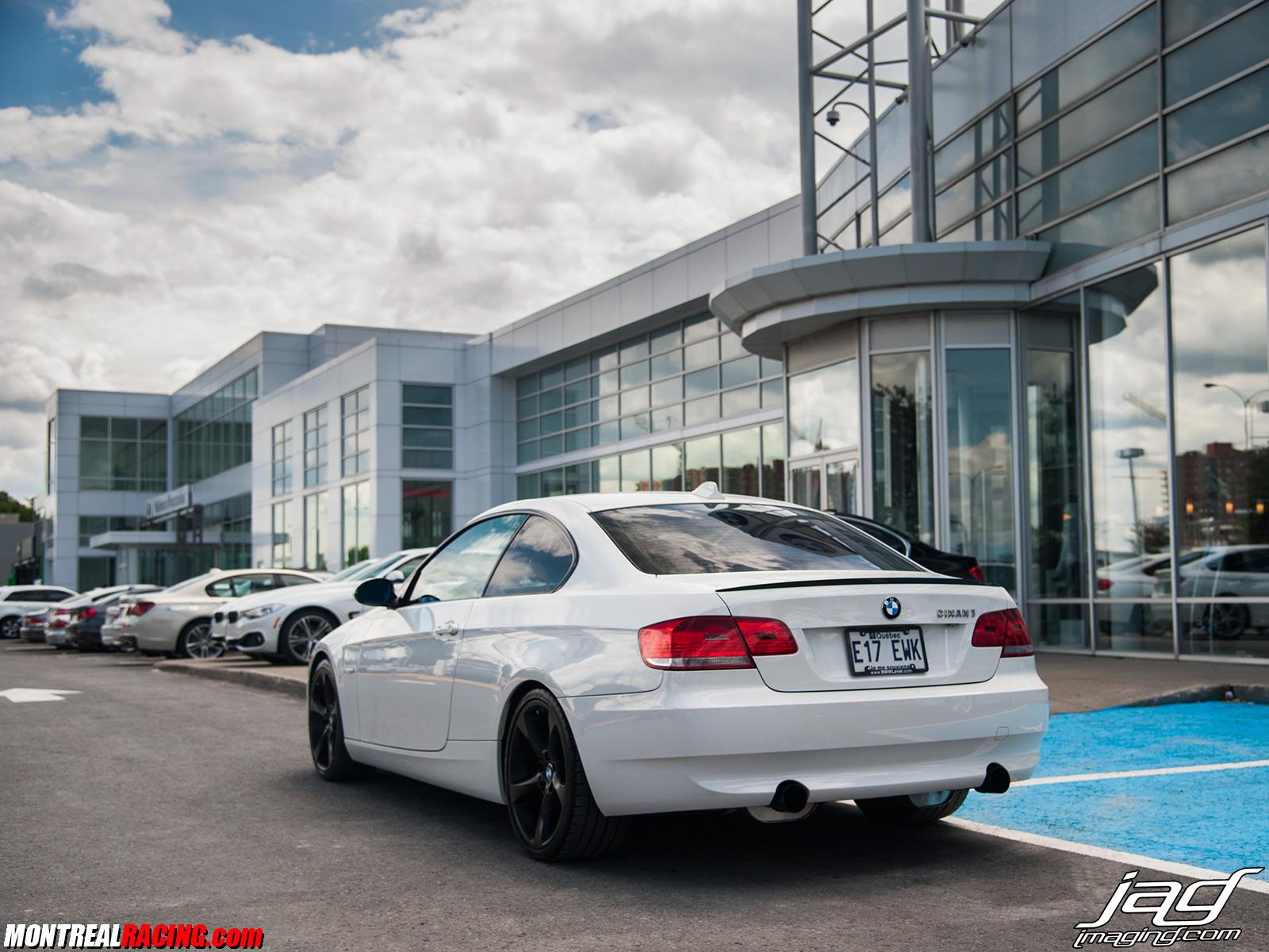 Dinan Stage 3 BMW 335i | MontrealRacing com