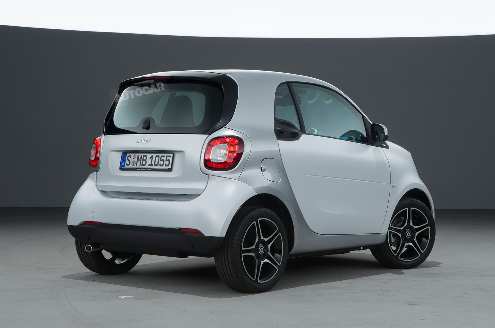 2016 Smart Fortwo And Forfour Photos Revealed