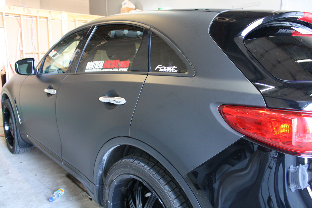 Plasti-Dip vs Wrap | MontrealRacing com