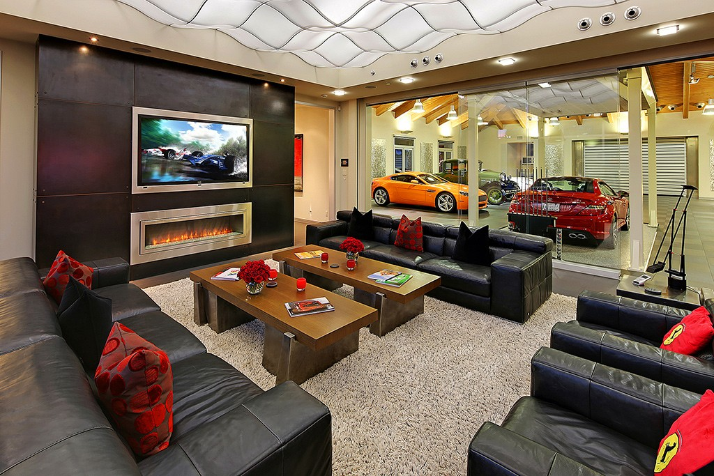 The Ultimate Garage But Is This Too Much