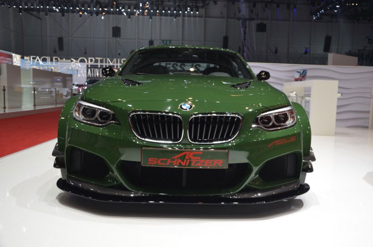 Ac Schnitzer Acl2 Is Simply Ridiculous