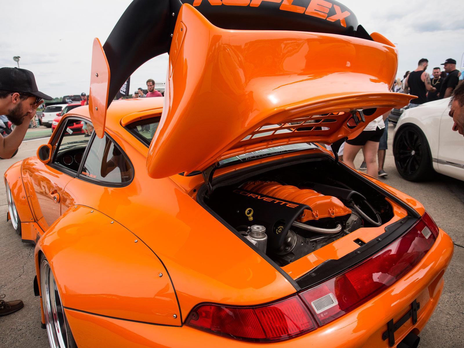 porsche3 Exciting Porsche 911 Gt2 La Centrale Cars Trend