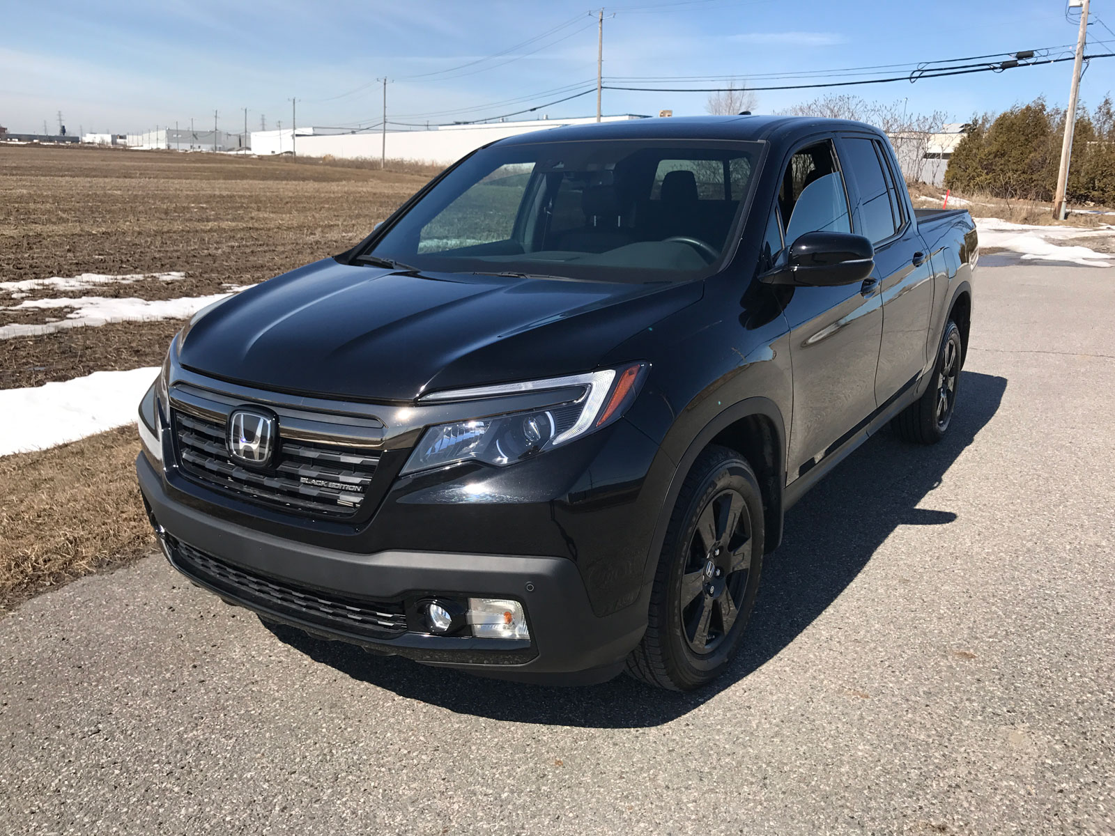 Road Test 2017 Honda Ridgeline Black Edition Trailer Hitch Wiring In A Nutshell It Feels Like Youre Driving Pilot For The Times When You Arent Towing Or Hauling Anything This Is Exactly What Doctor Ordered