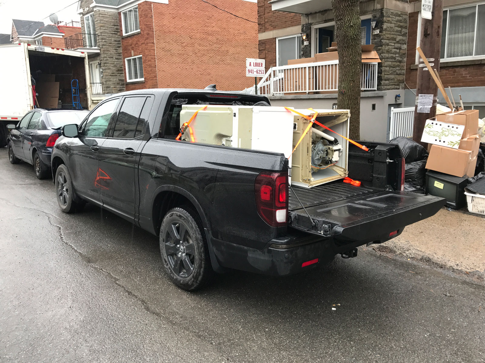 Road Test 2017 Honda Ridgeline Black Edition Trailer Hitch Wiring Under The Hood Is Hondas 35 Liter I Vtecv 6 Engine Mated To A Speed Automatic Transmission Output Rated At 280 Horsepower And 262 Lb Ft Of