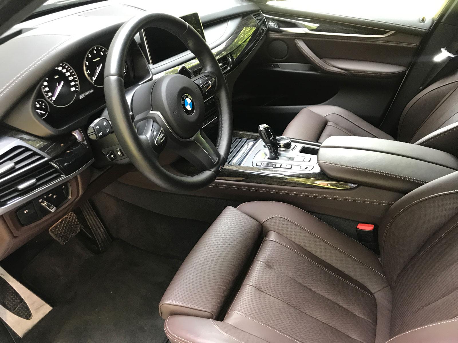 2017 BMW X5 xDrive40e Review
